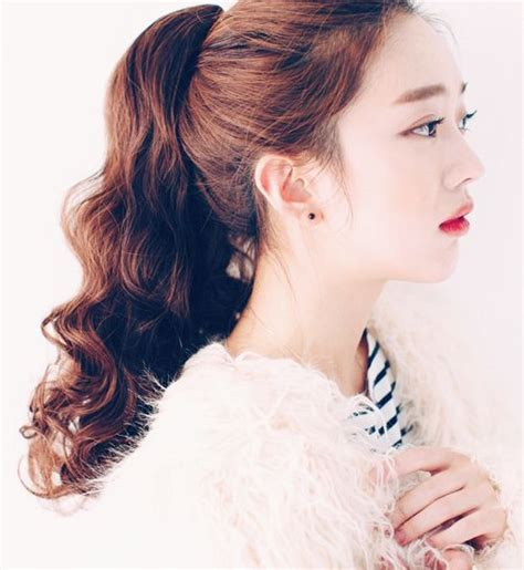Wig Wavy Mermaid Wave Kawaii Ulzzang 94 best images about park seul on k fashion