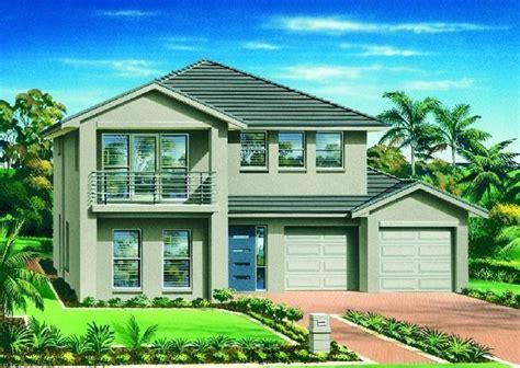 masterton home designs fernleigh classique rhs facade