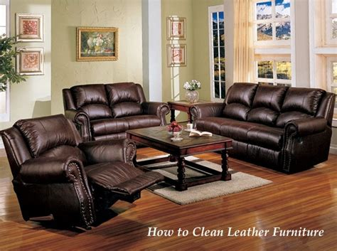 Cleaning Leather Sofa How To Clean With Peanut Butter Local Services
