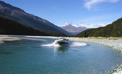 small boat tours new zealand comparison of jet boat tours in new zealand