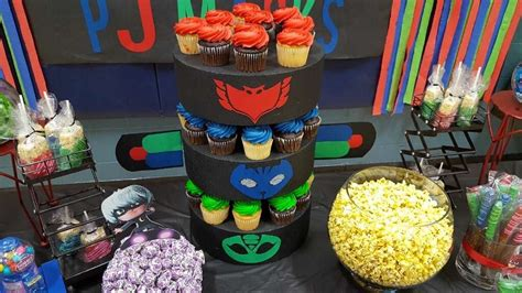 pj masks theme birthday party venuemonk blog