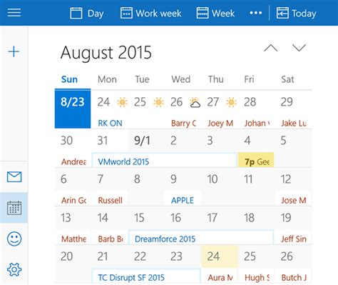Calendar App Windows Calendar Application For Windows 7 Calendar