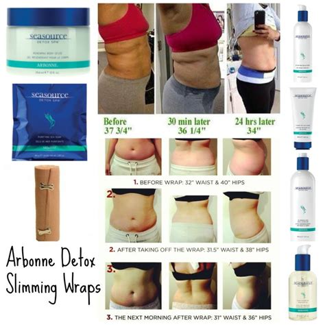 Detox Wrap by 17 Best Images About Arbonne Seasource Detox Quot Wrap