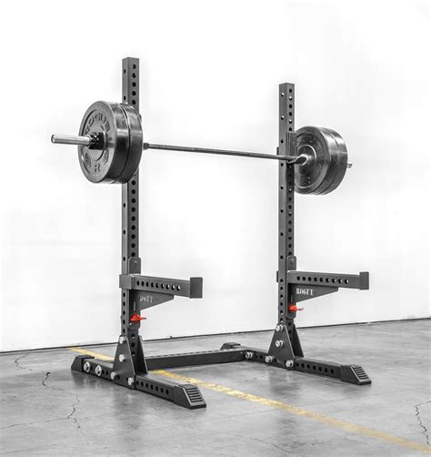 homemade bench press stand homemade squat spotter stands crazy homemade
