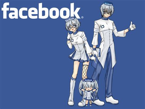 Imagenes Anime Facebook | facebook anime by shino sama nya on deviantart