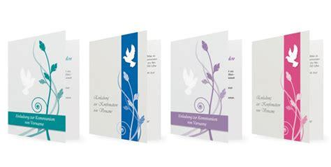 Muster Einladung Erstkommunion Vorlagen F 252 R Einladungskarten Kommunion Und Konfirmation