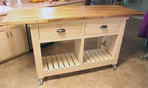 Kitchen Island Butcher Block Top White Kitchen Island With Butcher Block Top Diy Projects
