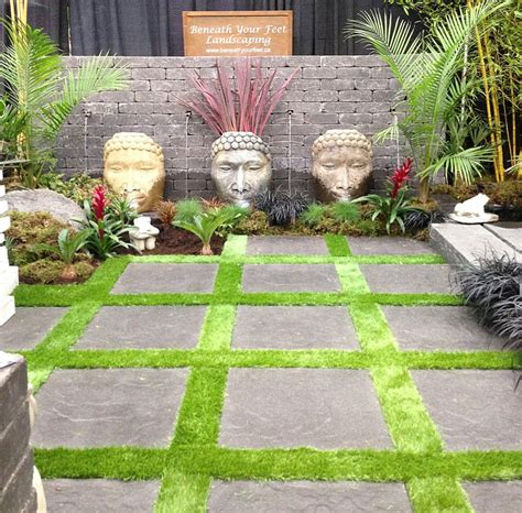 grass for patio hits and misses from the bc home and garden show 2013 garden therapy