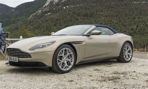 first aston 2019 aston martin db11 volante first drive review 187 autonxt