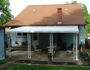 Aluminum Porch Awnings Aluminum Porch Awning Aluminum Patio Cover Distributors