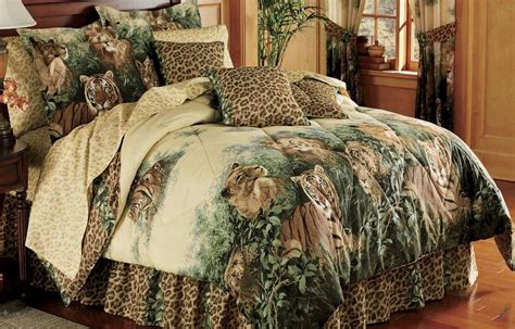 jungle bedding animal print bedding safari bedding comforters ease
