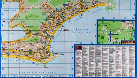 Layout Nfe Rio De Janeiro | plan de rio de janeiro plastifi 233 borch map la