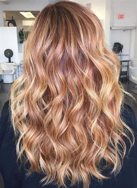Copper Blond Hair Wiki | best 25 copper blonde hair color ideas on pinterest
