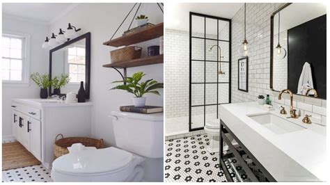 Modern Bathroom Interior Design Ideas by 17 Beautiful And Modern Farmhouse Bathroom Design Ideas