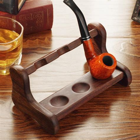 Smoke Suporter Pipe high quality new pipe stand 3 seats stand