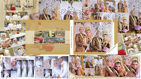 template album untuk wedding prewedding youtube