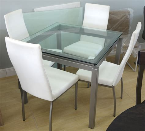 glass top dining room set dining room sets glass table tops familyservicesuk org
