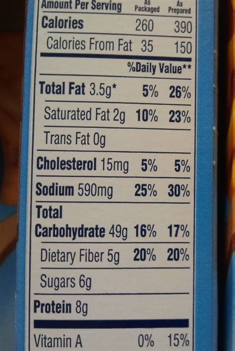 whole grain kraft macaroni and cheese nutrition kraft macaroni and cheese whole grain nutritional info