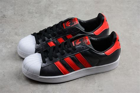 adidas originals superstar unisex sneakers casual shoes black white s75874 sneakers big sale