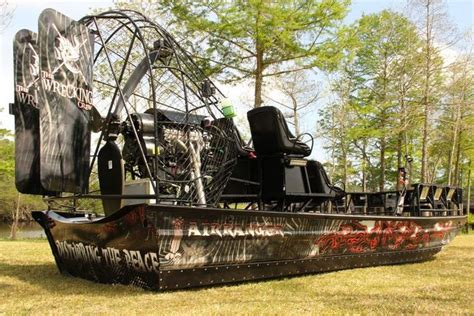 ultimate bowfishing boat 2013 ultimate bowfishing airranger southern airboat