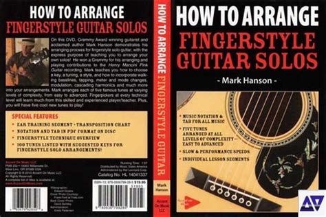 dvd tutorial fingerstyle download accent on music mark hanson how to arrange