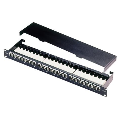 Patch Panel Cat 5 E cat 5e shielded right angle rj45 patch panel from 163 84 00