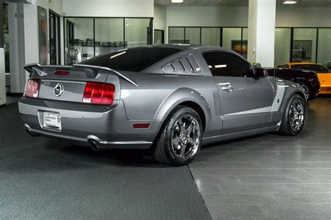 2007 ford mustang roush 427r specs used 2007 ford mustang gt roush 427r stage 3 for sale