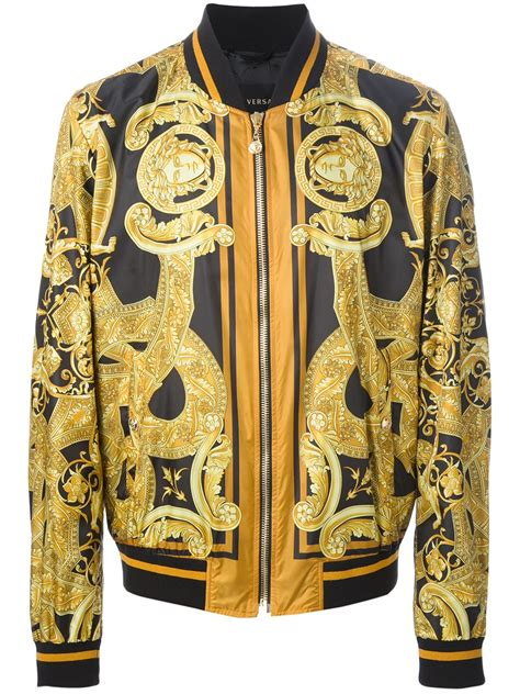 Jacket Ver Sace versace jacket pictures to pin on pinsdaddy