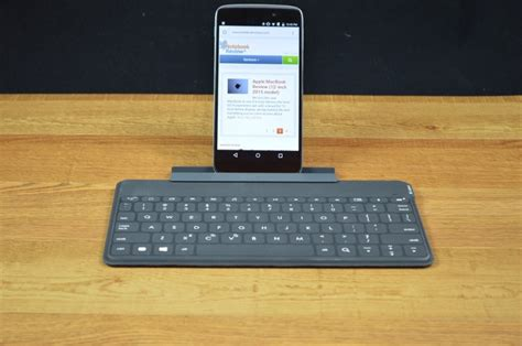logitechs keys      touch cover  android