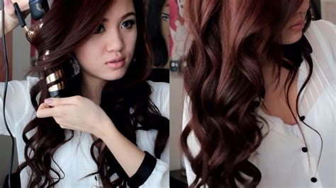 curling hair towards the face how to get clary fray s wavy curls trusper