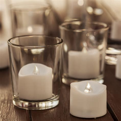 battery tea lights bulk light up your big day with battery operated in a