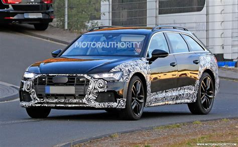 audi  allroad spy shots
