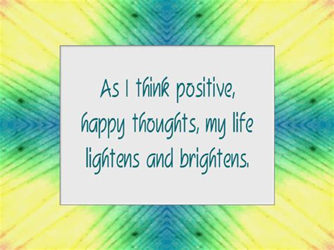 27 Positive Self Affirmations For 11 Aspects Of by Affirm Your Daily Affirmations For July 2012