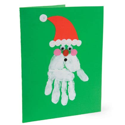 10 amazing handprint craft ideas for kids santa