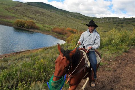 steamboat horse horseback riding in steamboat springs colorado