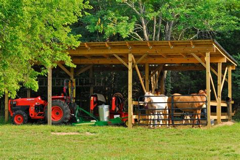 Building A Tractor Shed building tractor shed projects to try barn