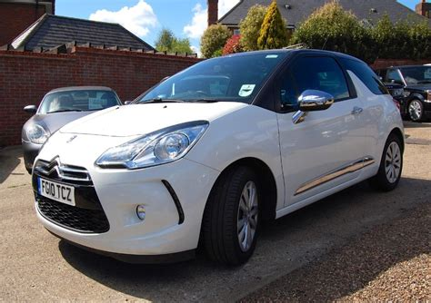 Citroen Ds3 For Sale by Usedcitroen Ds3 Dstyle Hdi 1 Owner For Sale In Surrey