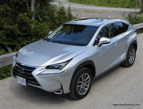2015 lexus nx 300h hybrid exterior 006 alex on autos