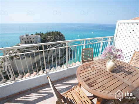 a tropea house for rent in a property in tropea iha 15549