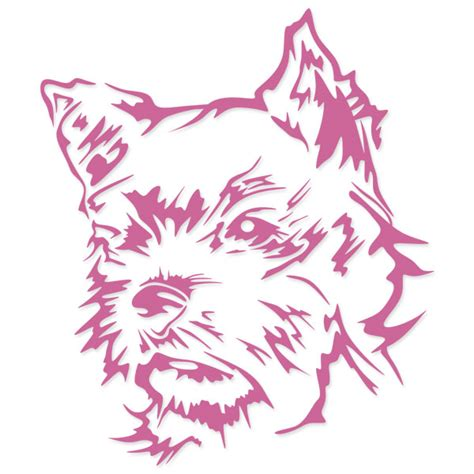 yorkie svg terrier yorkie cuttable designs
