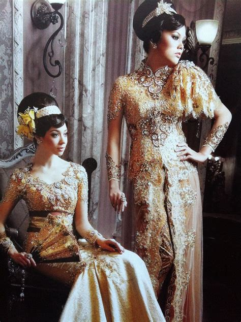 Kebaya Payet Bordir New Trend 111 best images about modern kebaya on traditional kebaya lace and fashion weeks