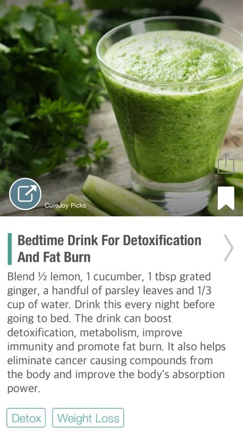 fat burning drinks before bed bedtime drink for detoxification and fat burn bedtime