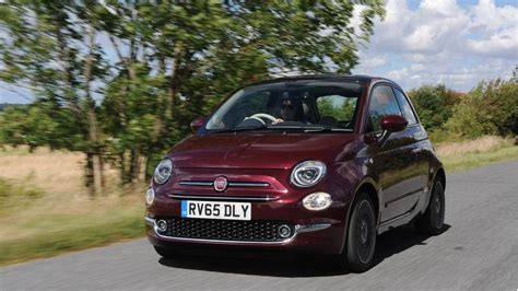 new fiat 500 review deals auto trader uk