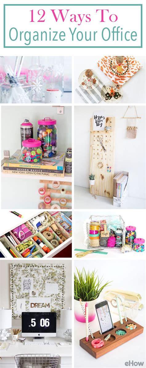 Ways To Organize Your Desk The 12 Best Diy Ways To Organize Your Office Supplies Organize Office Supplies Jar