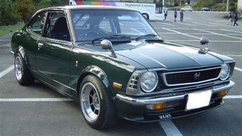1973 toyota corolla sr5 coupe japanese motors