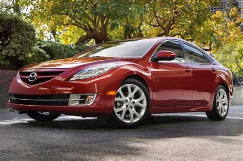 maintenance schedule for 2010 mazda 6 openbay