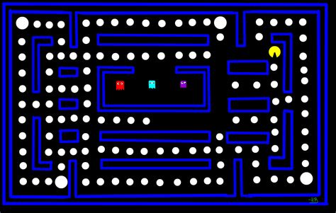 pacman arcade doodle is bringing like pac to messenger and