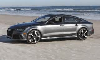 How Much Is An Audi S7 2016 Audi Rs7 Performance Drive Review Car And