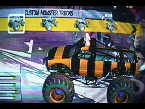 list of all monster jam trucks monster jam path of destruction all of my custom trucks