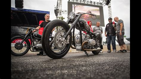 Bmw Motorrad Days by Bmw Motorrad Days 2016 Presentation Of The R5 Hommage